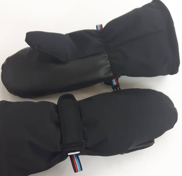 Image of POLAR BEAR - Musher mittens
